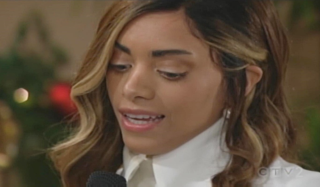 Zoe sing B&B