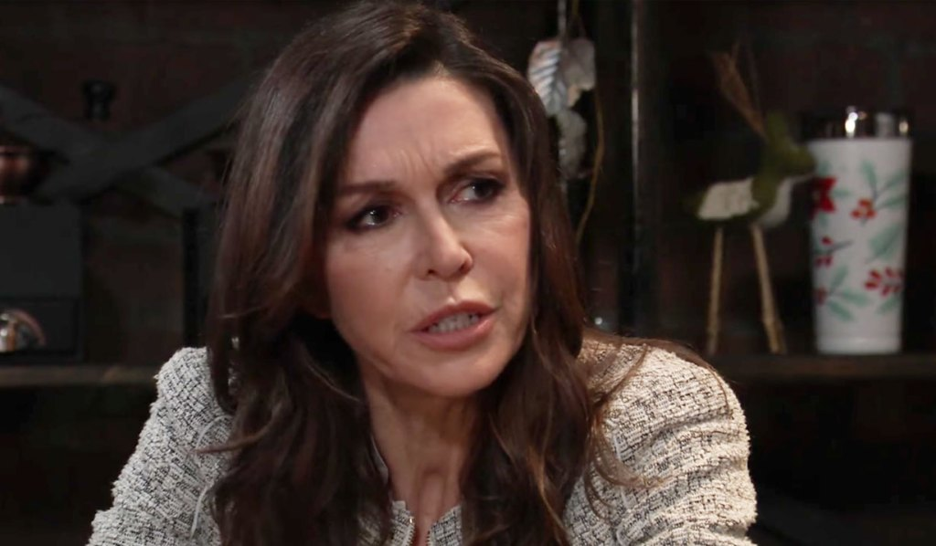 Anna worries about Dante on GH