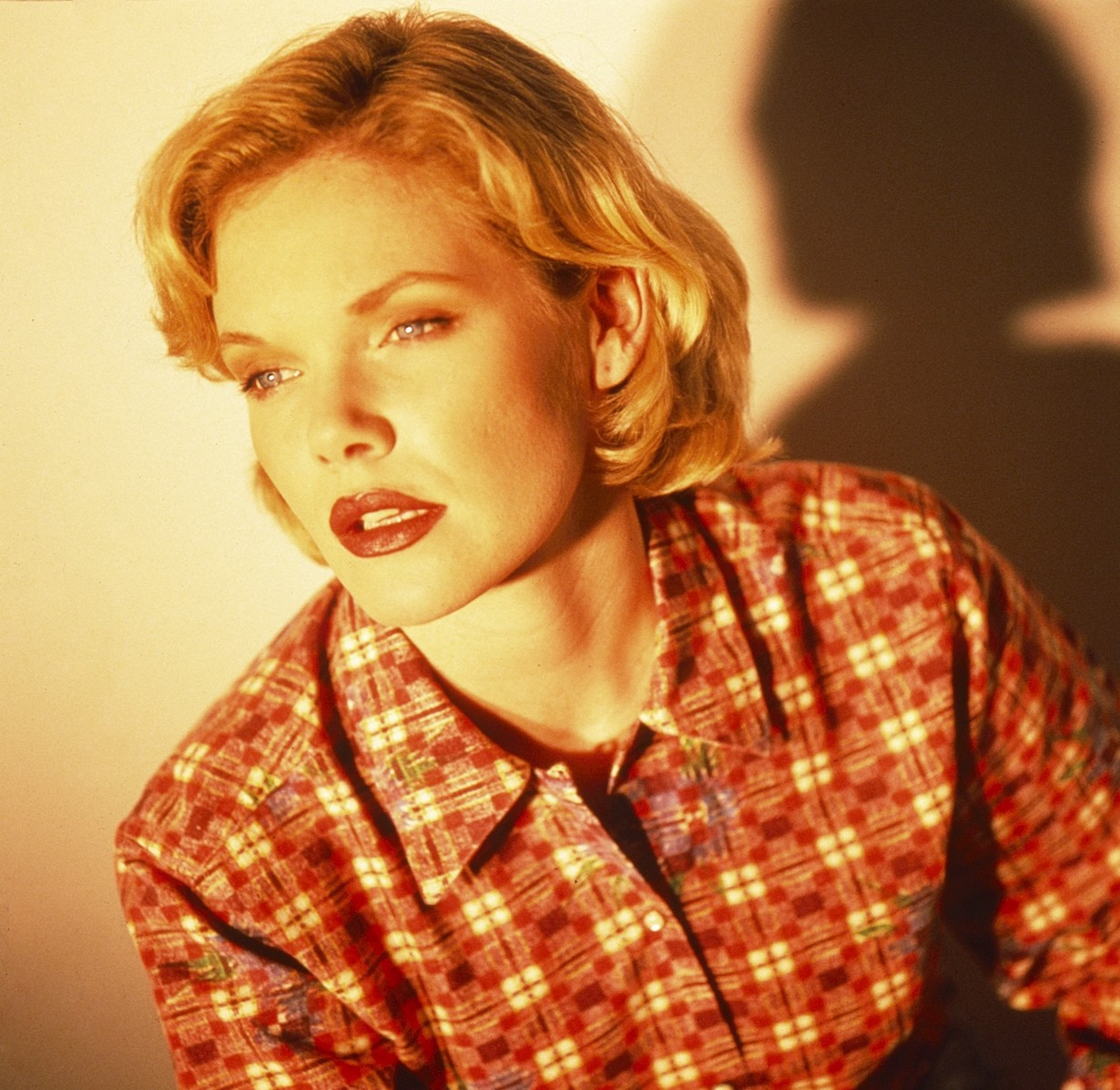 AS THE WORLD TURNS, Maura West, 1990s, 1956-2010. ph: E.J. Carr/©CBS/Courtesy Everett Collection