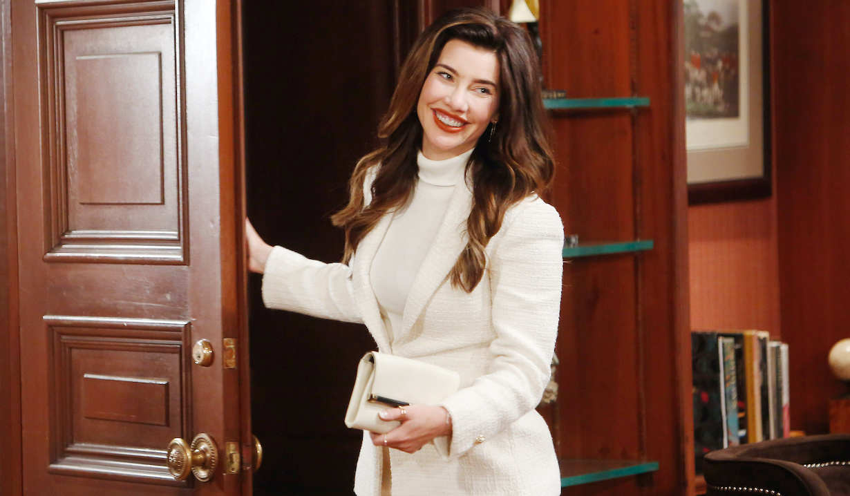 "Jacqueline MacInnes Wood ""The Bold and the Beautiful"" steffy hw"