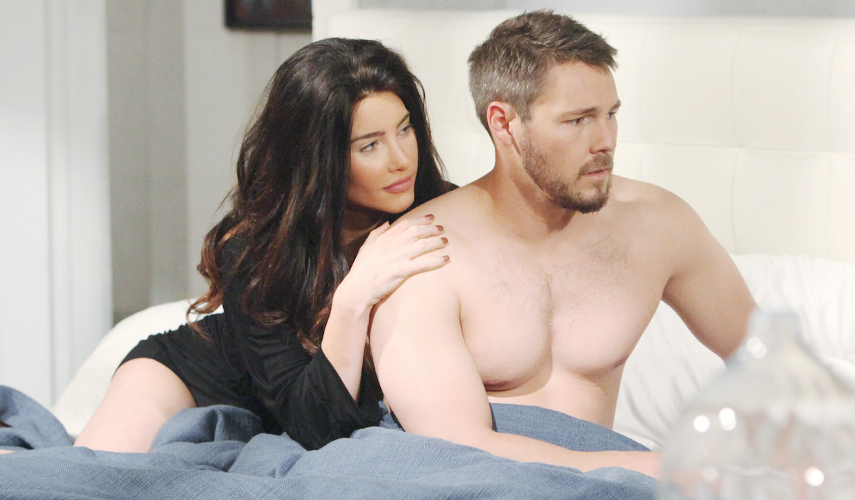 Liam and Steffy, B&B