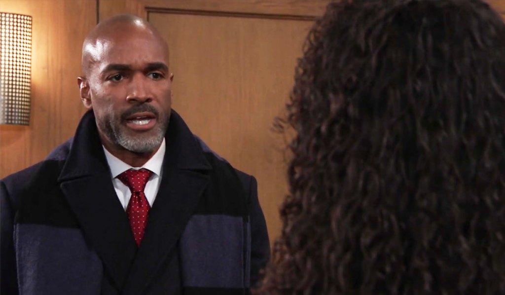 Curtis questions Jordan on GH