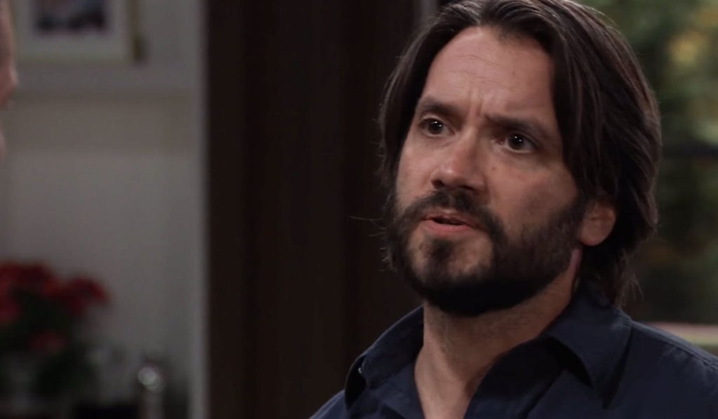 dante confronts jason about who's protecting the family GH