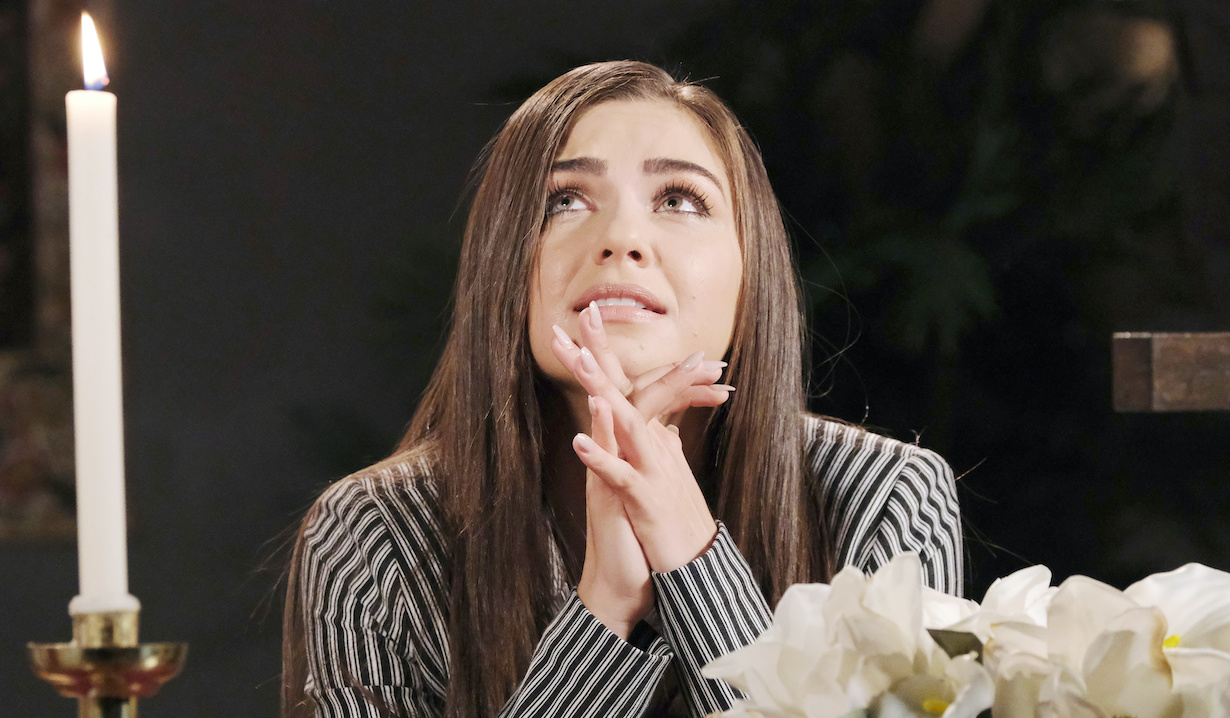 "Victoria Konefal ciara pray ""Days of our Lives"" SetNBC StudiosBurbank05/22/19© XJJohnson/jpistudios.com310-657-9661Episode # 13761U.S.Airdate 01/09/20"