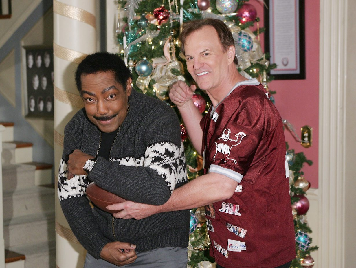 "Josh Taylor, James Reynolds ""Days of our Lives"" Set Christmas NBC Studios Burbank, Ca. 11/30/07 ©Paul Skipper/jpistudios.com 310-657-9661"