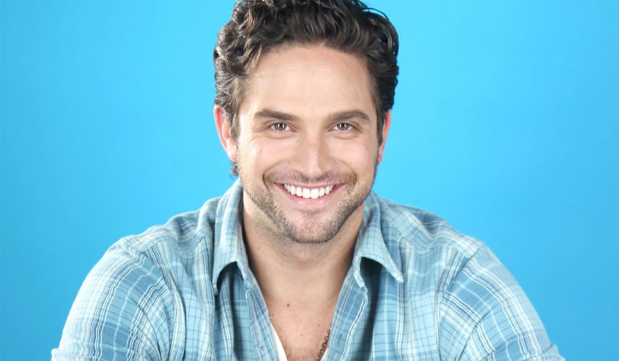 Brandon Barash johnny gh gallery jp