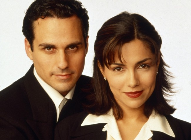 gh brenda sonny GENERAL HOSPITAL, from left: Maurice Benard, Vanessa Marcil, 1995, 1963- , ph: Craig Sjodin / ©ABC /Courtesy Everett Collection.