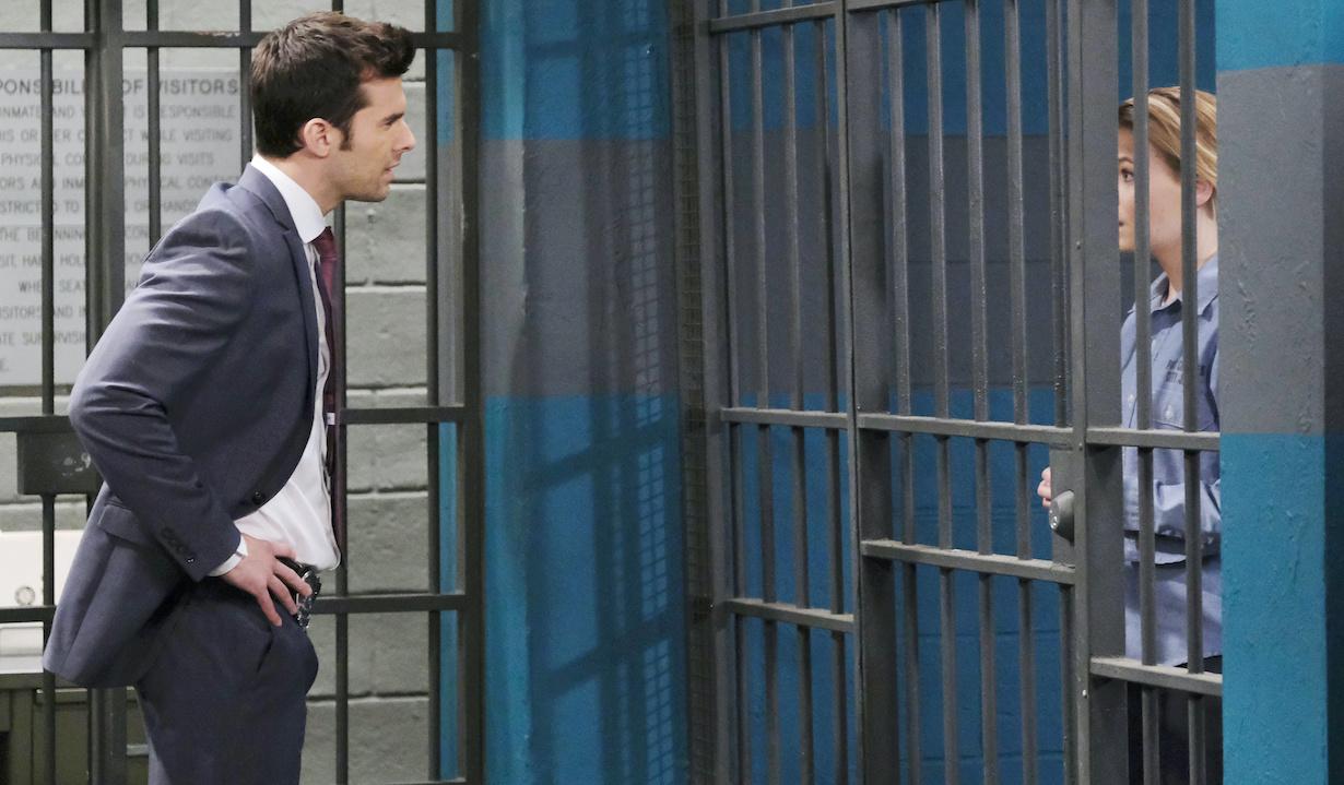 "chase nelle gh Chloe Lanier, Josh Swickard""General Hospital"" SetThe Prospect StudiosABC Studios01/15/20© XJJohnson/jpistudios.com310-657-9661Episode # 14489U.S. Airdate 02/25/20"