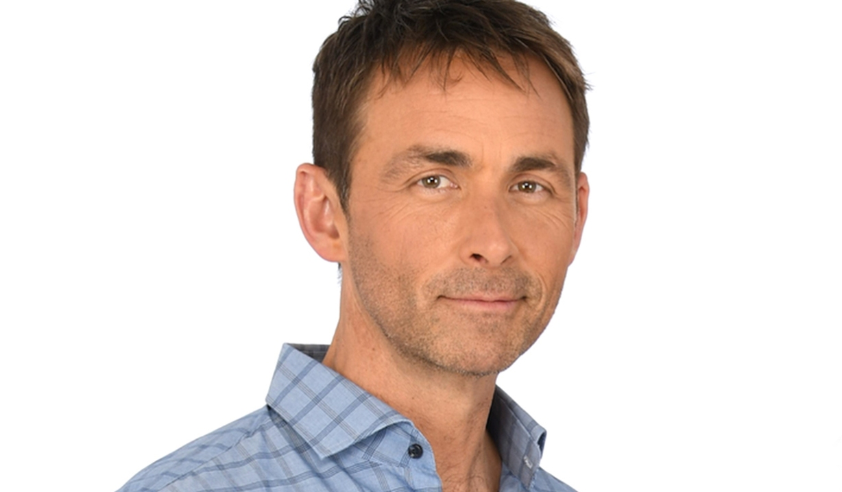 """gh valentin GENERAL HOSPITAL - The Emmy-winning daytime drama """"General Hospital"""" airs Monday-Friday (3:00 p.m. - 4:00 p.m., ET) on the ABC Television Network. GH19(ABC/Todd Wawrychuk)JAMES PATRICK STUART, LYNN HERRING, DONNELL TURNER"""