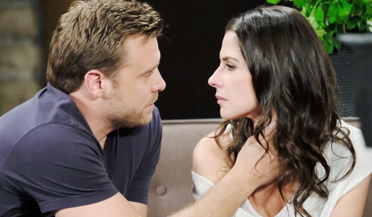 drew's return could blow up jasam for good