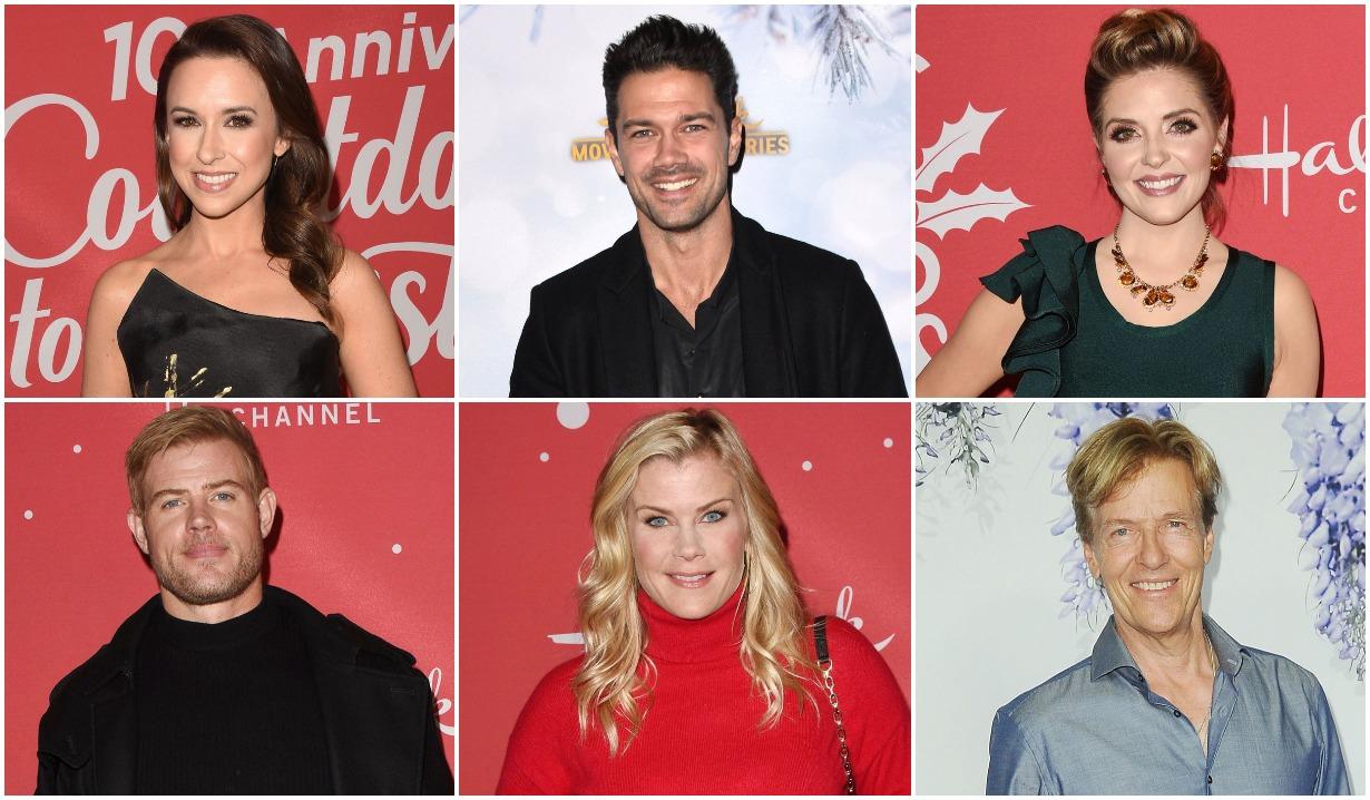 hallmark soap opera actors
