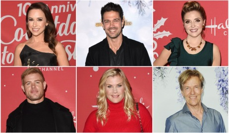 hallmark soap opera actors