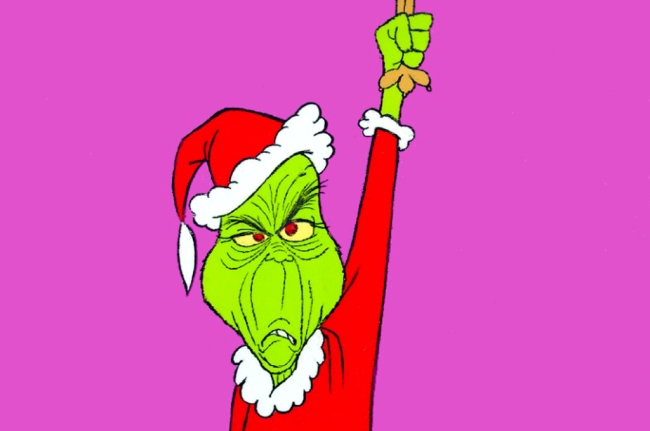 HOW THE GRINCH STOLE CHRISTMAS, The Grinch, 1966