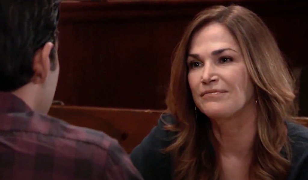 Kim Delaney as Jackie on GH