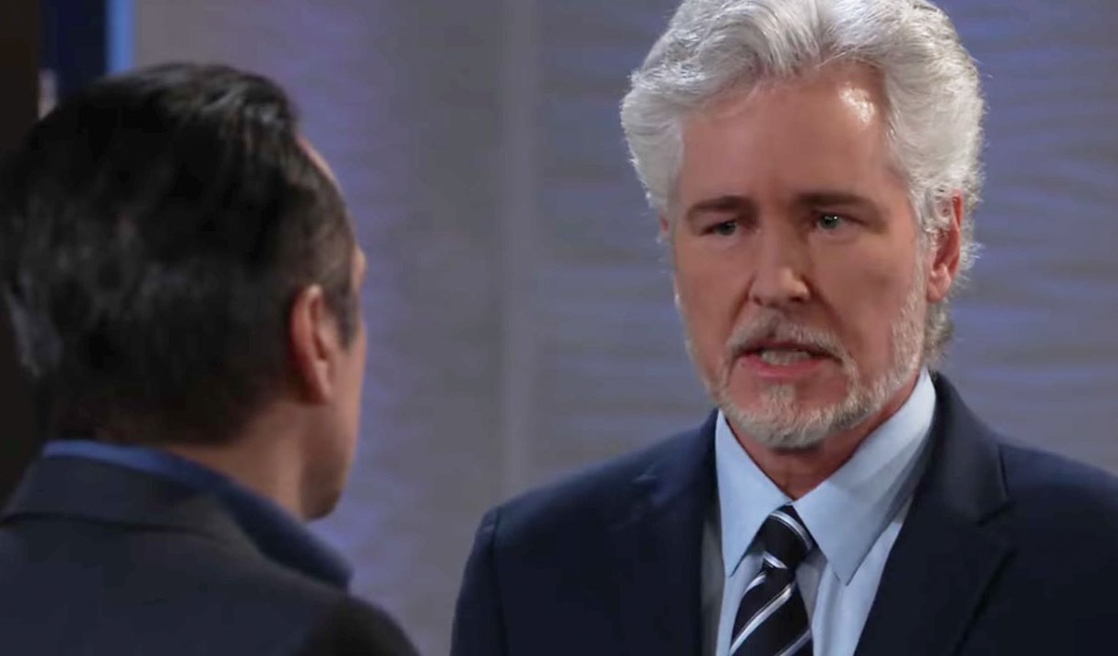Martin faces Sonny on GH