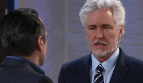 Martin faces Sonny on GH