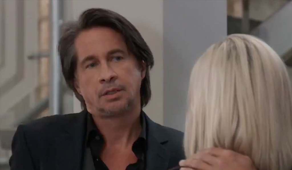 Maxie asks Finn for a favor on GH