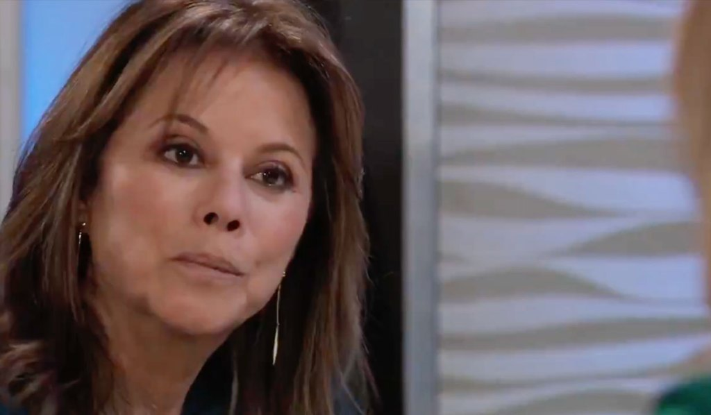 Olivia confronts Alexis on GH