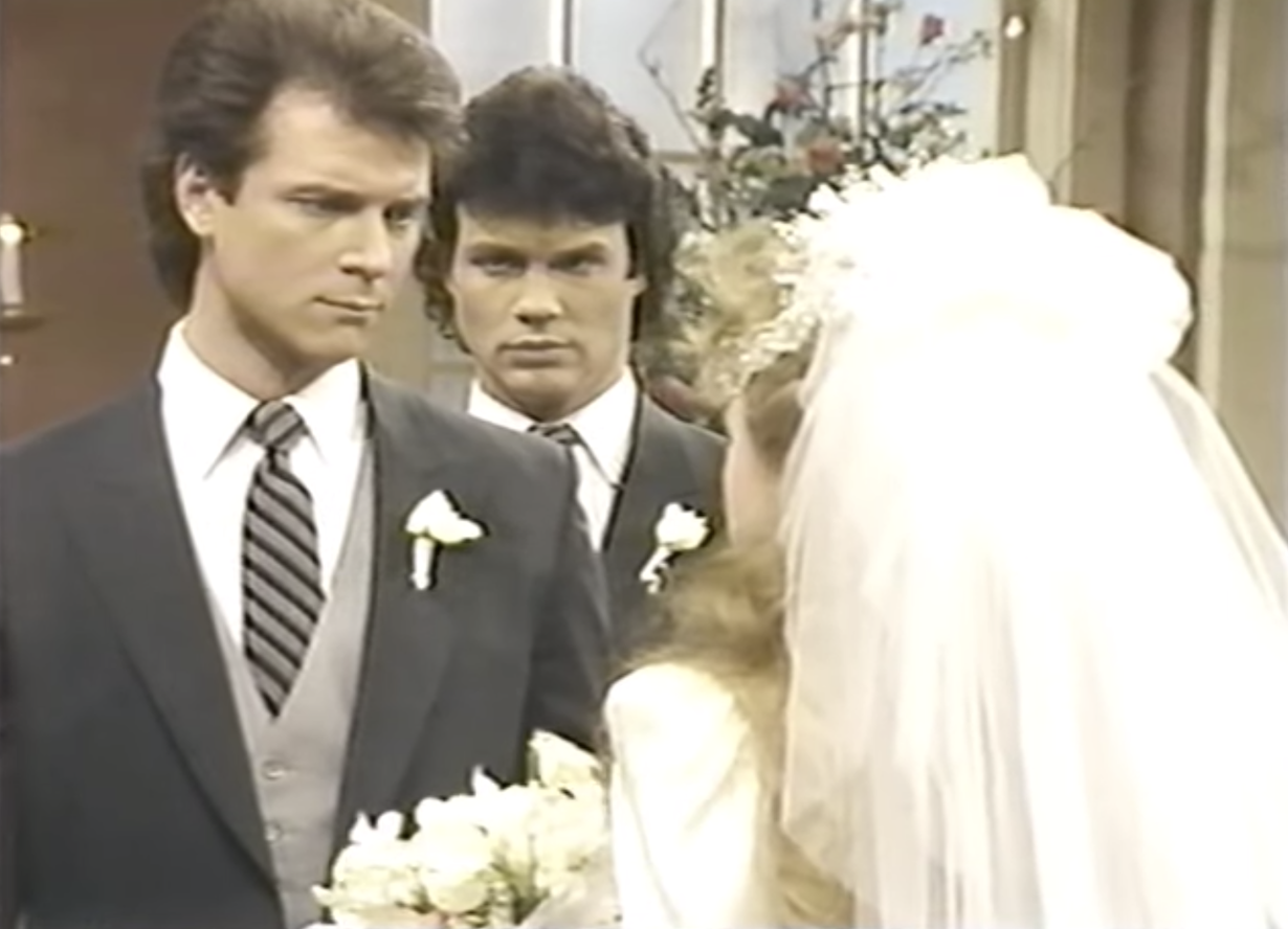 oltl max tina cord triangle wedding 1988