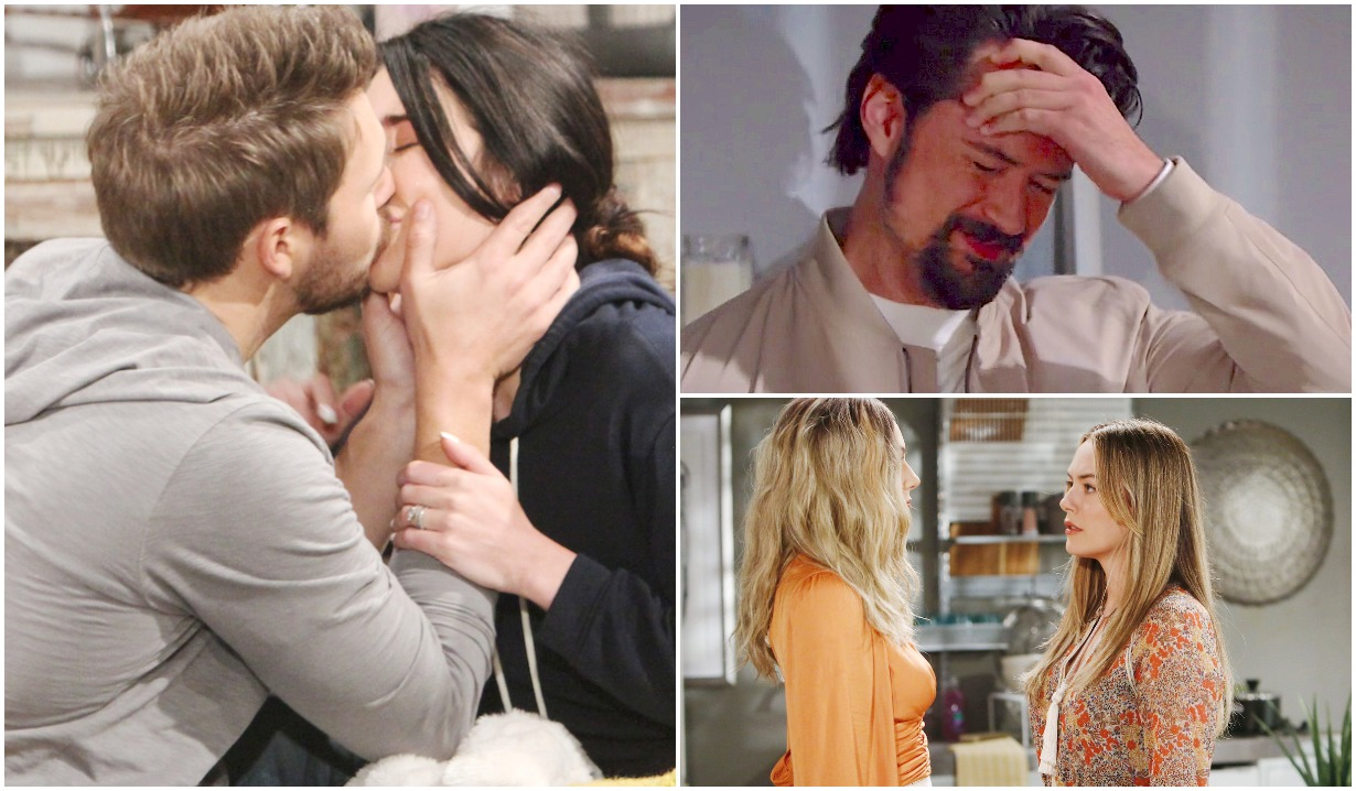 The Many, Many Reasons Liam Sleeping With Steffy Has Bold & Beautiful Fans Ticked Off — Plus, Grading November Sweeps