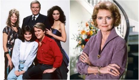 AMC OLTL Agnes Nixon Tribute collage