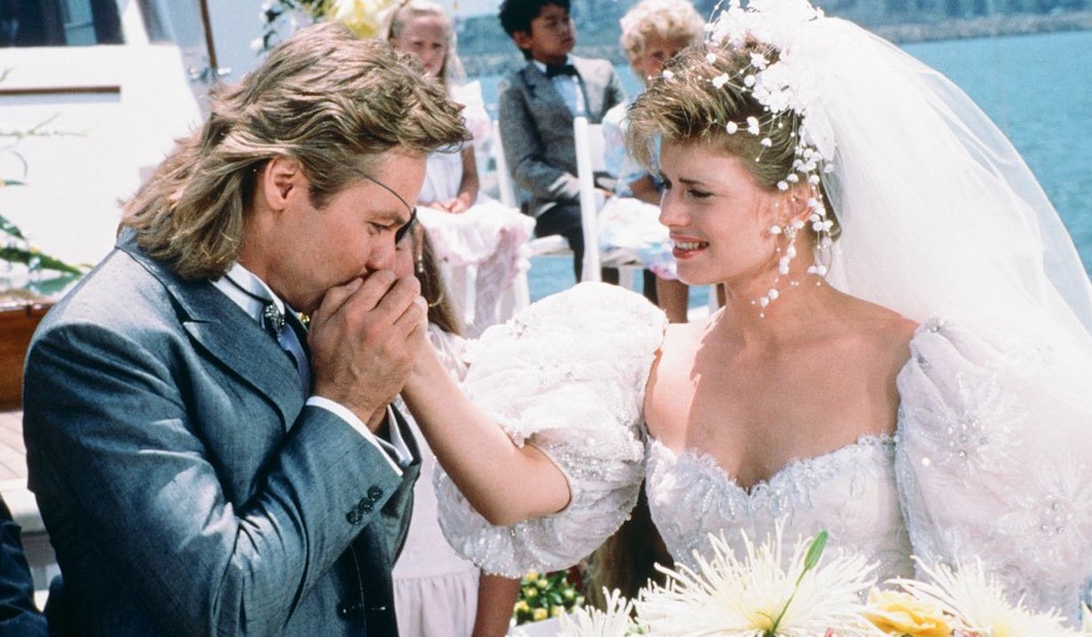 days steve kayla wedding 1998 nbc