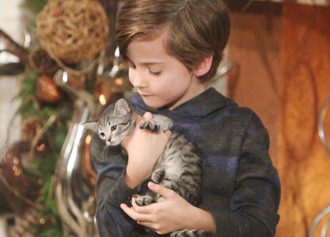 Judah Mackey cat connor yr hw