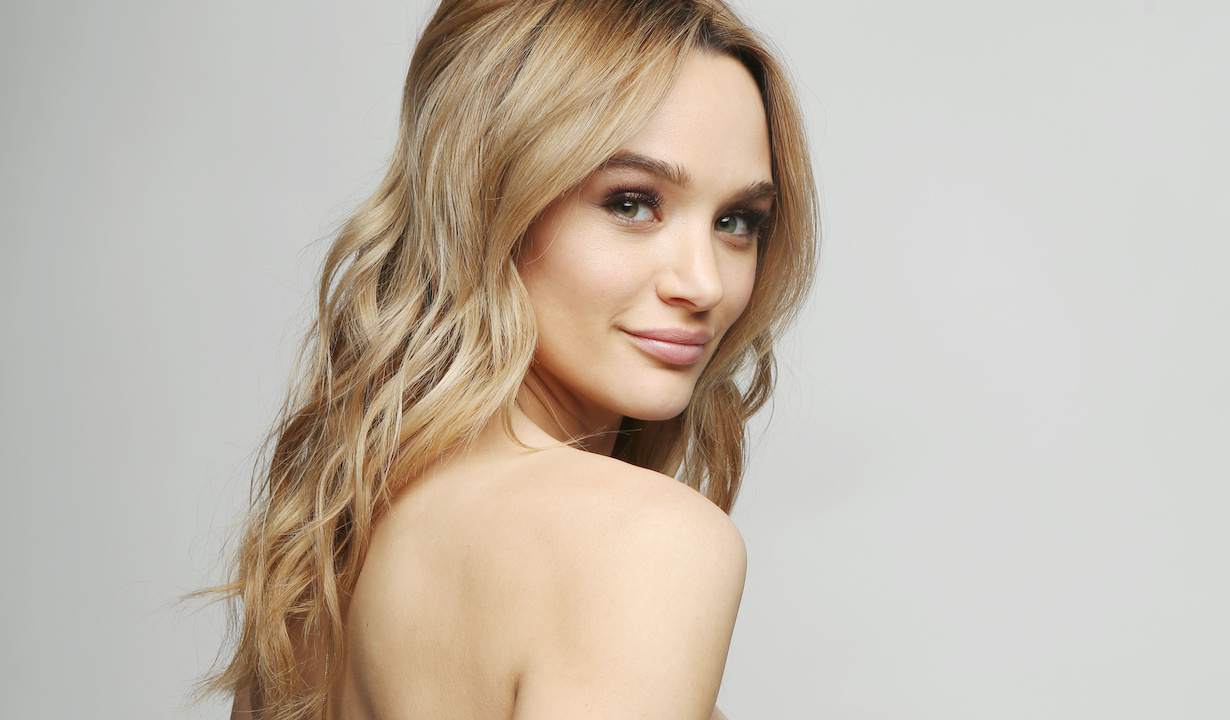 """Hunter King summer gallery """"The Young and the Restless"""" Set Photo ShootCBS television CityLos Angeles02/11/19© Howard Wise/jpistudios.com310-657-9661"""