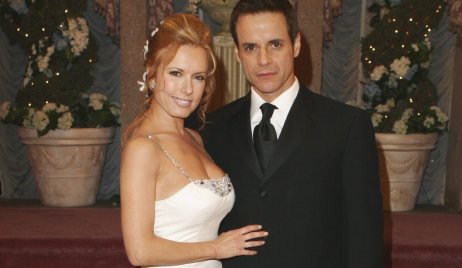 "yr lauren michael wedding Christian LeBlanc, Tracey Bregman""The Young and the Restless"" SetCBS Television CityLos Angeles11/1/05©Brian Lowe/jpistudios.com310-657-9661"