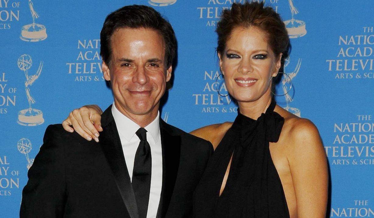 Christian LeBlanc, Michelle Stafford39th Annual Daytime Entertainment Creative Arts Emmy AwardsThe Westin BonaventureLos Angeles, CA6/17/12 © Jill Johnson/jpistudios.com310-657-9661