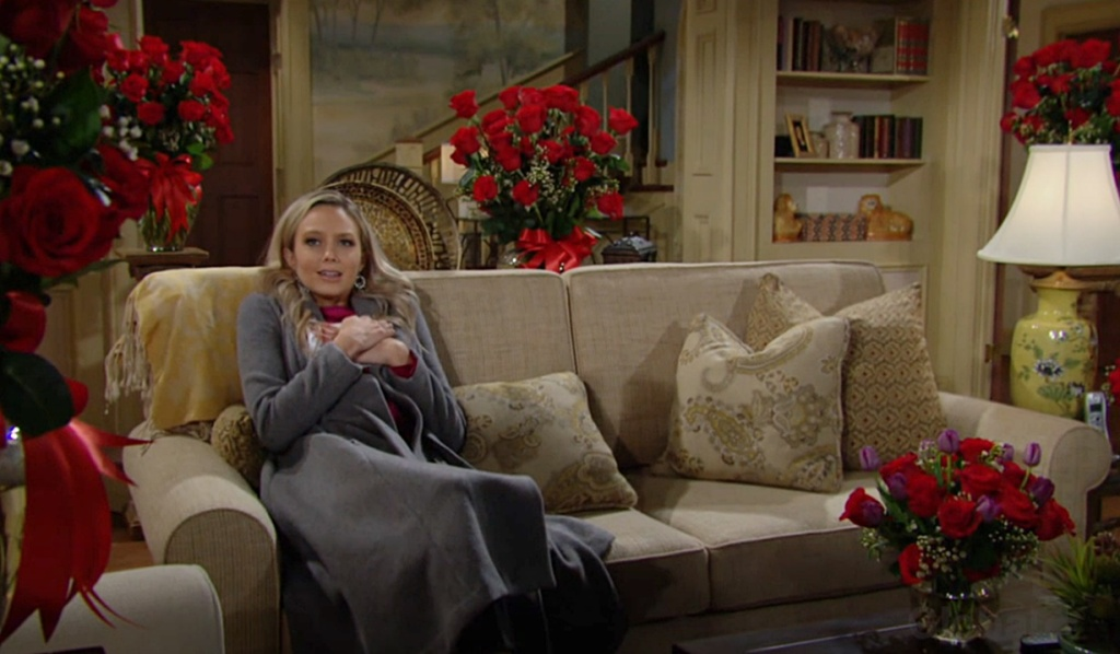 Abby mansion roses Y&R
