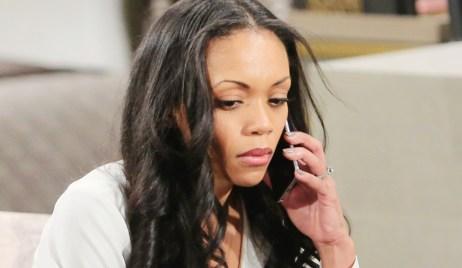 Amanda call Y&R