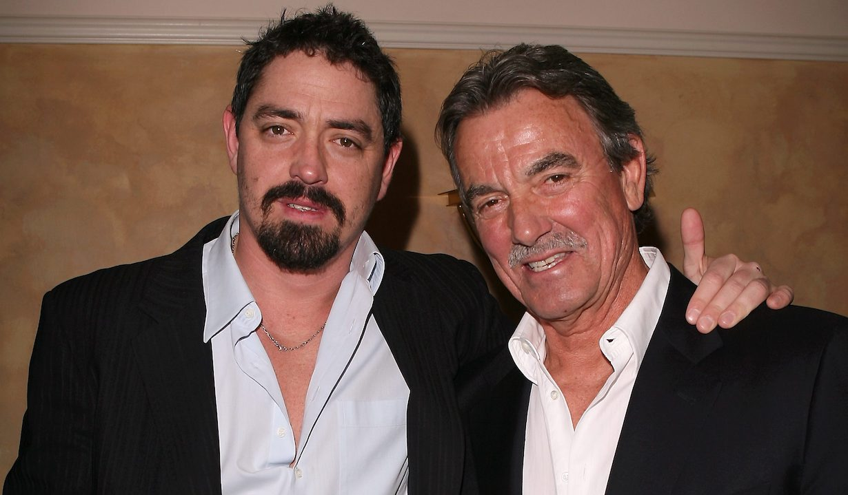 Eric Braeden and Son Christian GudegastEric Braeden Receives Gilmore Award at the Pacific Pioneer LuncheonSportsman LodgeStudio City, CA1/19/07©Jill Johnson/jpistudios.com310-657-9661