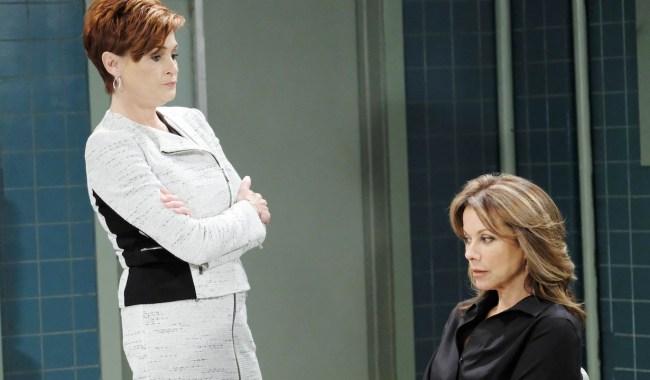 GH Diane Alexis Interrogation