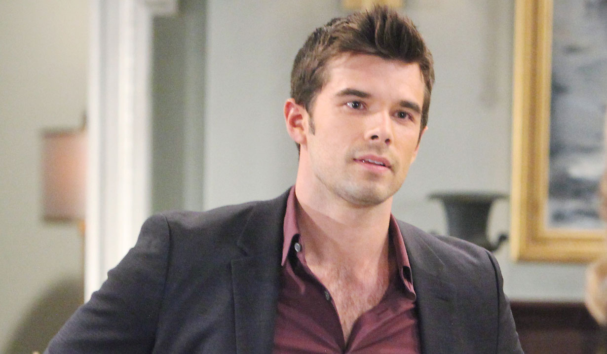 GH's Josh Swickard should do Hallmark