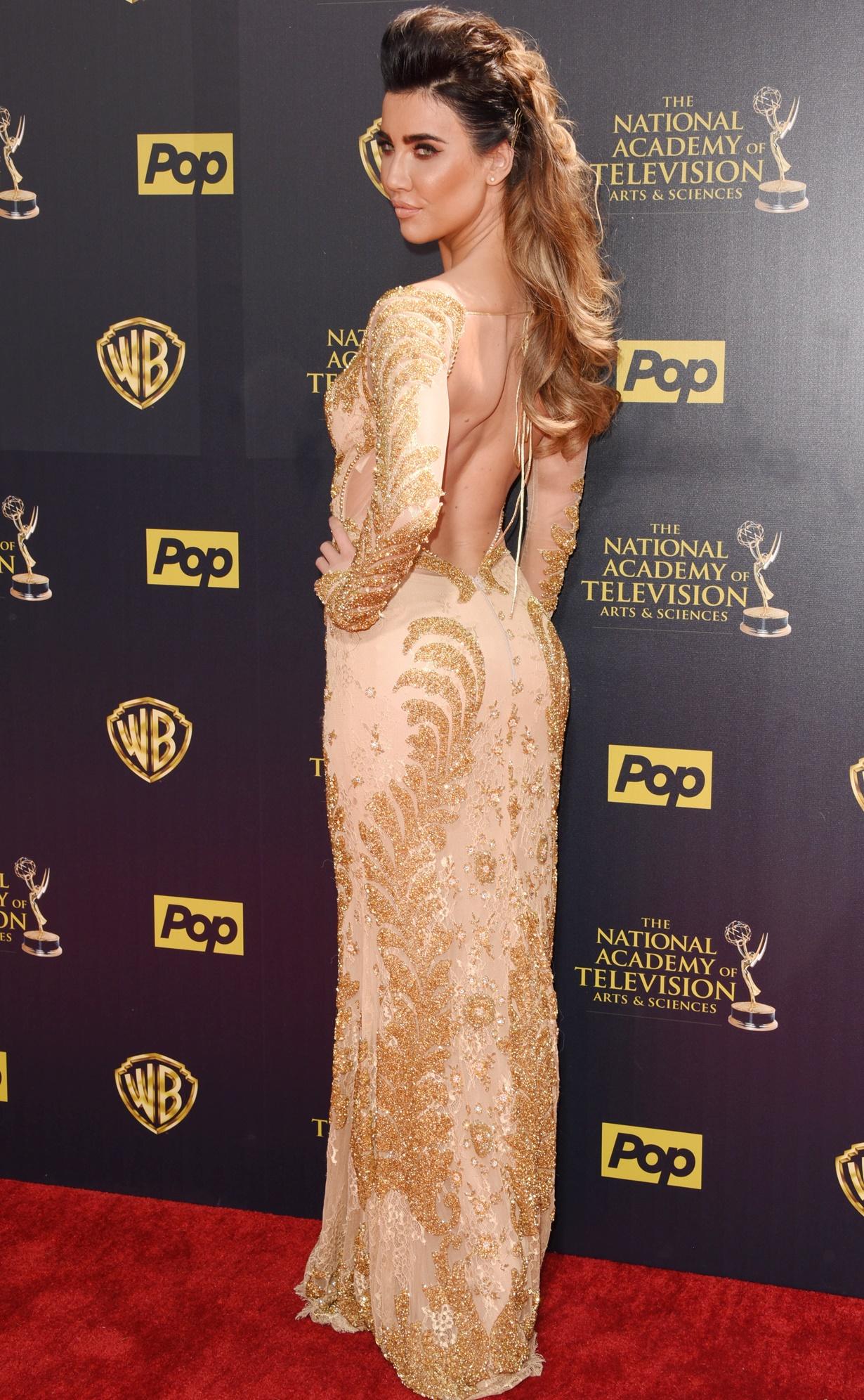 Jacqueline MacInnes Wood Daytime Emmys 2015 B&B