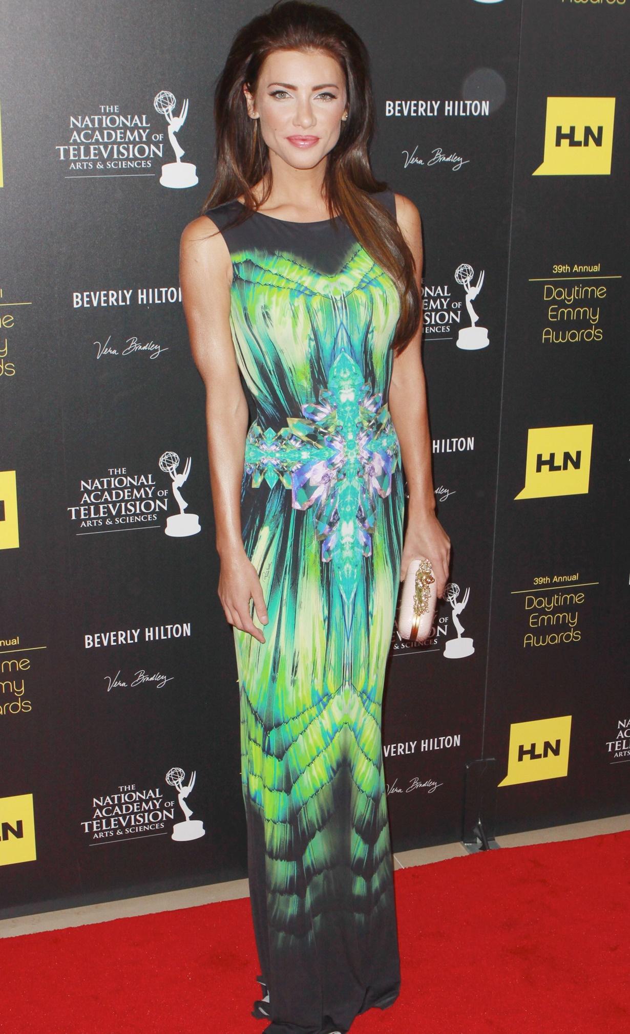 Jacqueline MacInnes Wood Daytime Emmys 2012 B&B