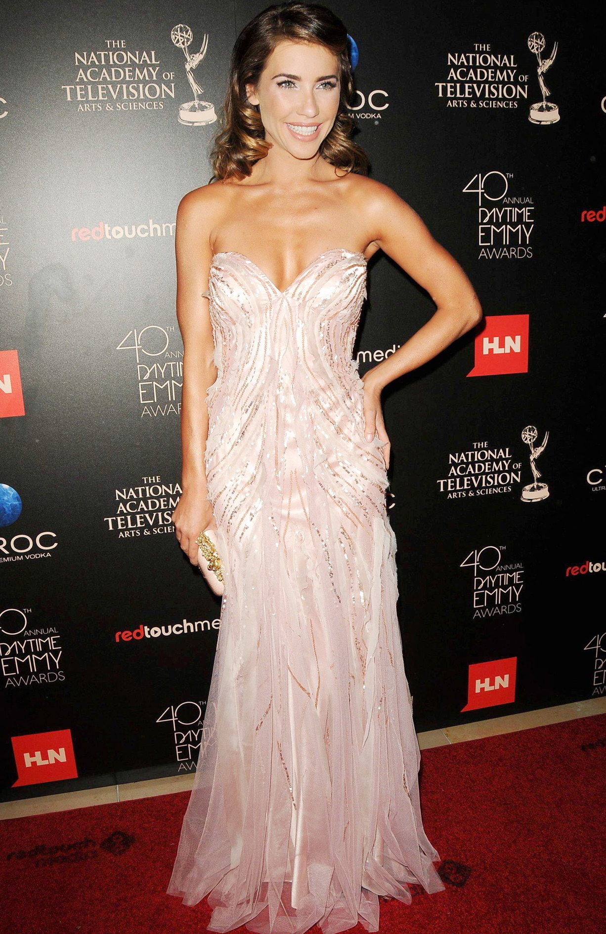 Jacqueline MacInnes Wood Daytime Emmys 2014 B&B