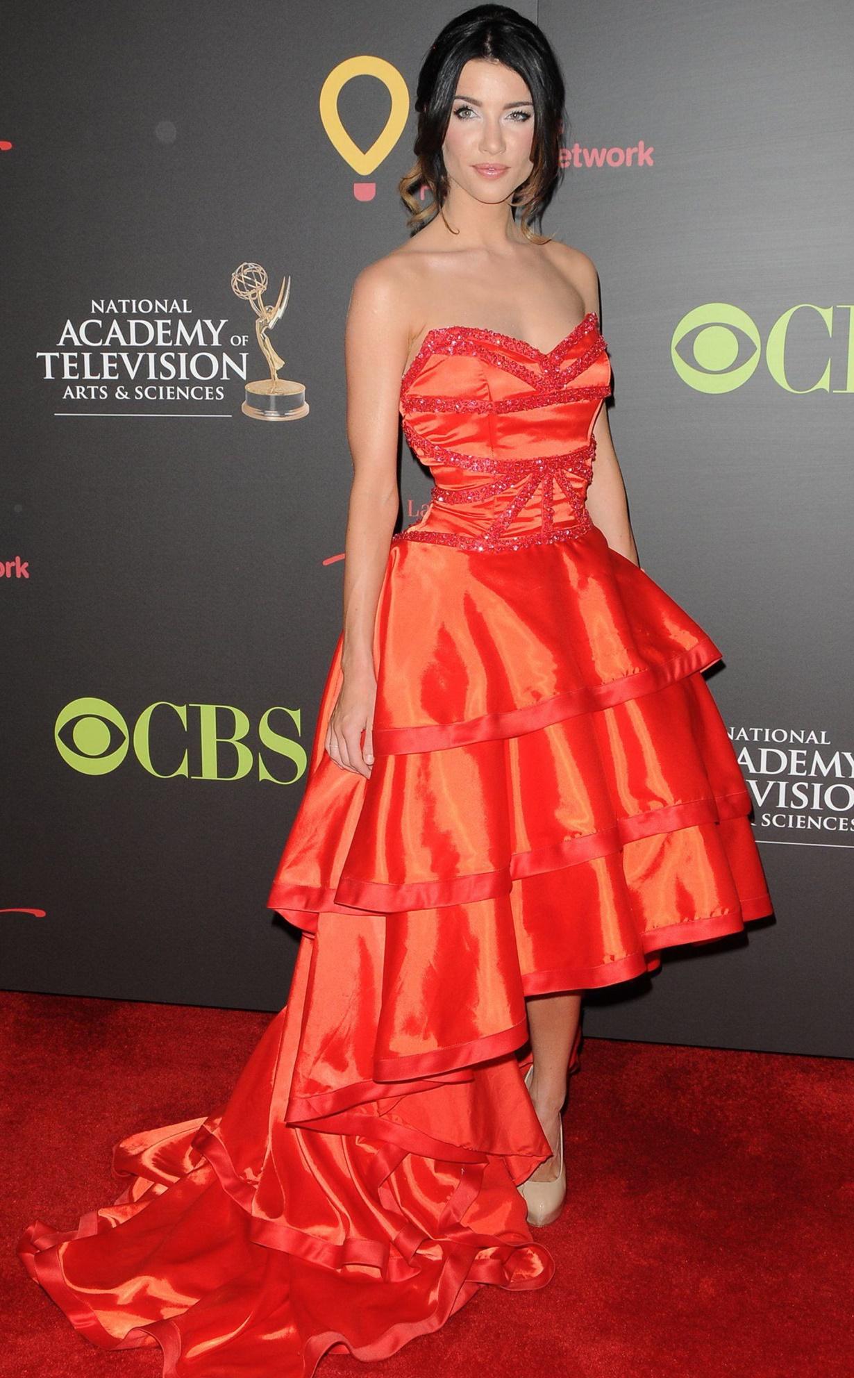 Jacqueline MacInnes Wood Daytime Emmys 2011 B&B