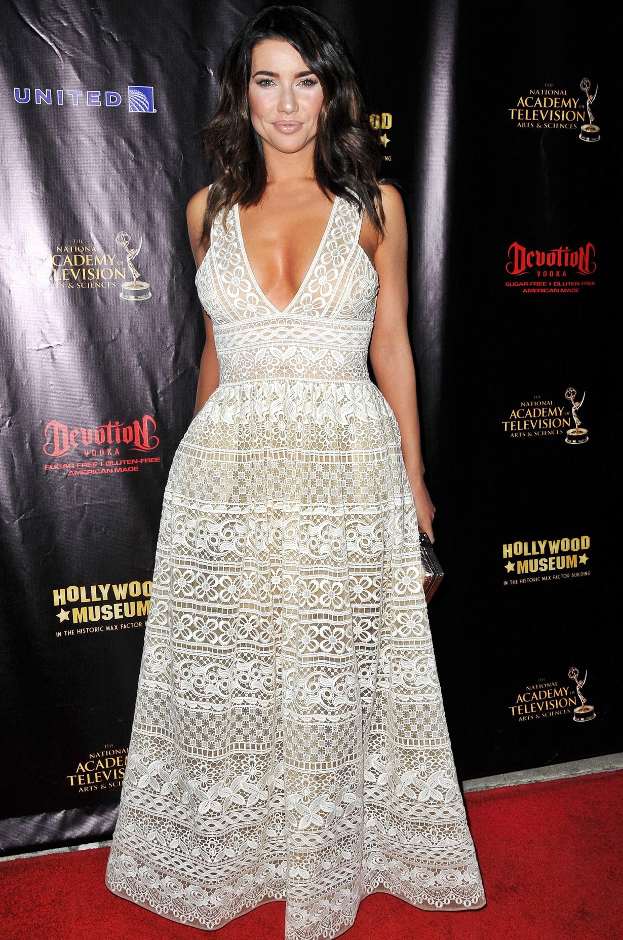 Jacqueline MacInnes Wood Daytime Emmy nominee reception 2015 B&B
