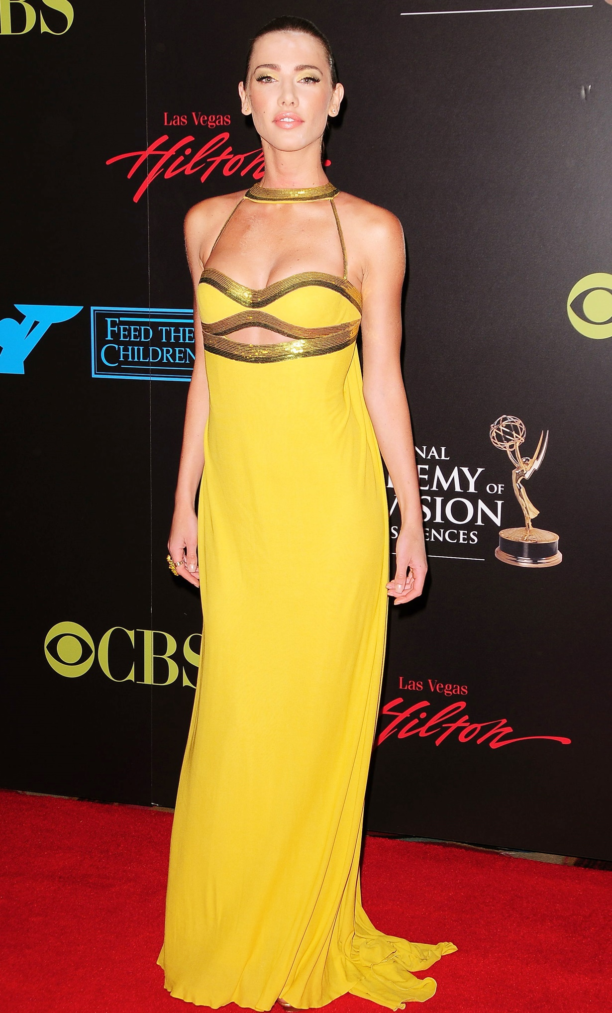 Jacqueline MacInnes Wood Daytime Emmys 2010 B&B