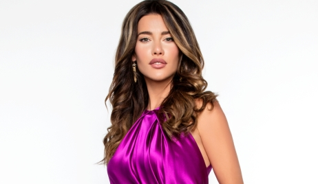 steffy bb Jacqueline MacInnes Wood of the CBS series THE BOLD AND THE BEAUTIFUL, Weekdays (1:30-2:00 PM, ET; 12:30-1:00 PM, PT) on the CBS Television Network. Photo: Gilles Toucas/Phillip Bell TV/CBS 2020 CBS Broadcasting, Inc. All Rights Reserved