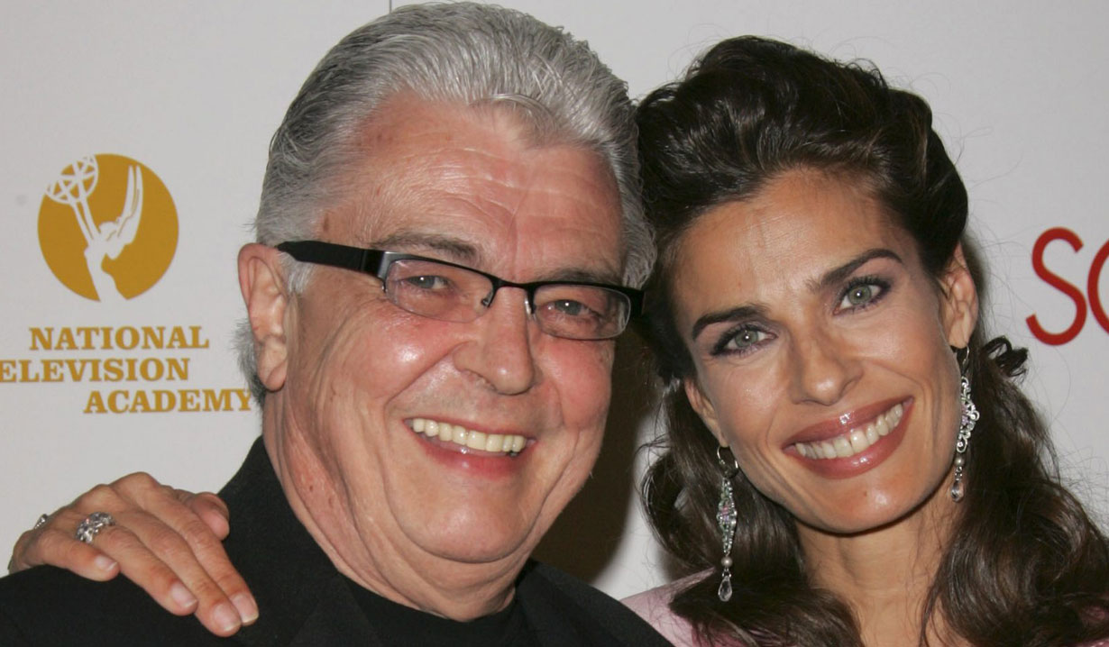 Kristina Alfonso and her dad DAYS