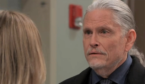 Laura blames Cyrus at General Hospital