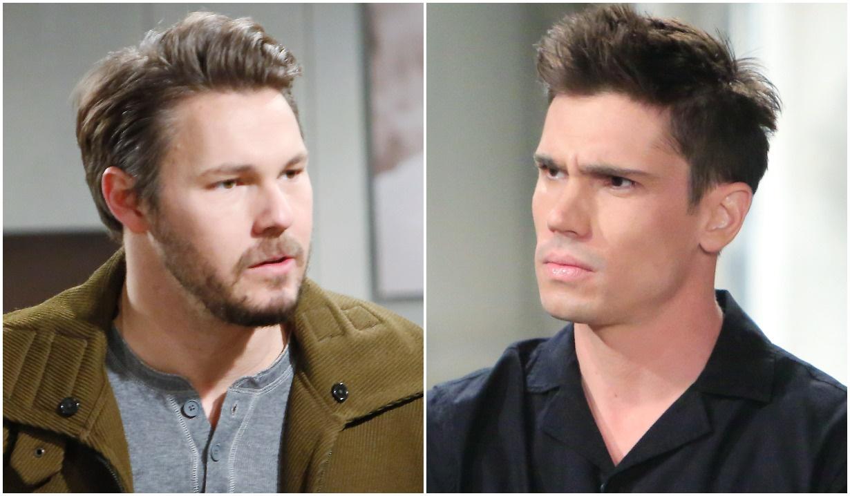 Liam, Finn showdown B&B