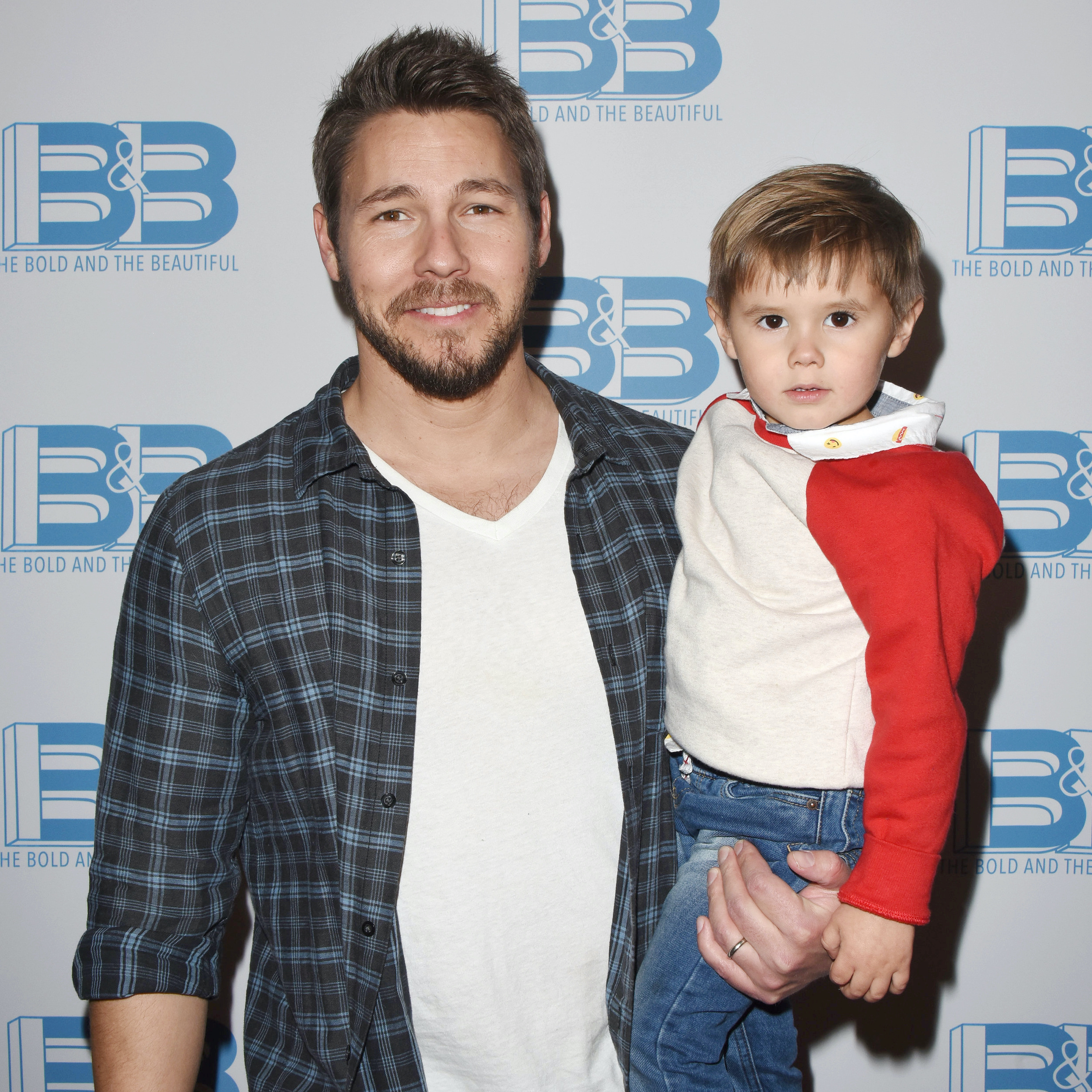 "Scott Clifton, Ford CliftonThe ""Bold and the Beautiful"" Christmas 2019La Piazza at the GroveLos Angeles, CaliforniaDecember 19, 2019© Jill Johnson/jpistudios.com310-657-9661"