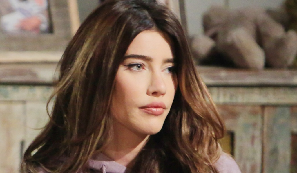Steffy about to confess B&B