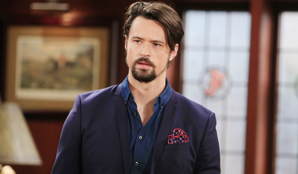 b&b's thomas at a crossroads: will he do right?