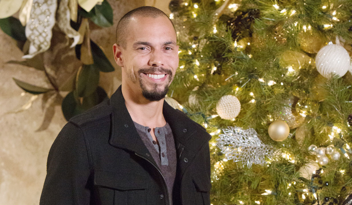 Y&R's Bryton James should do Hallmark