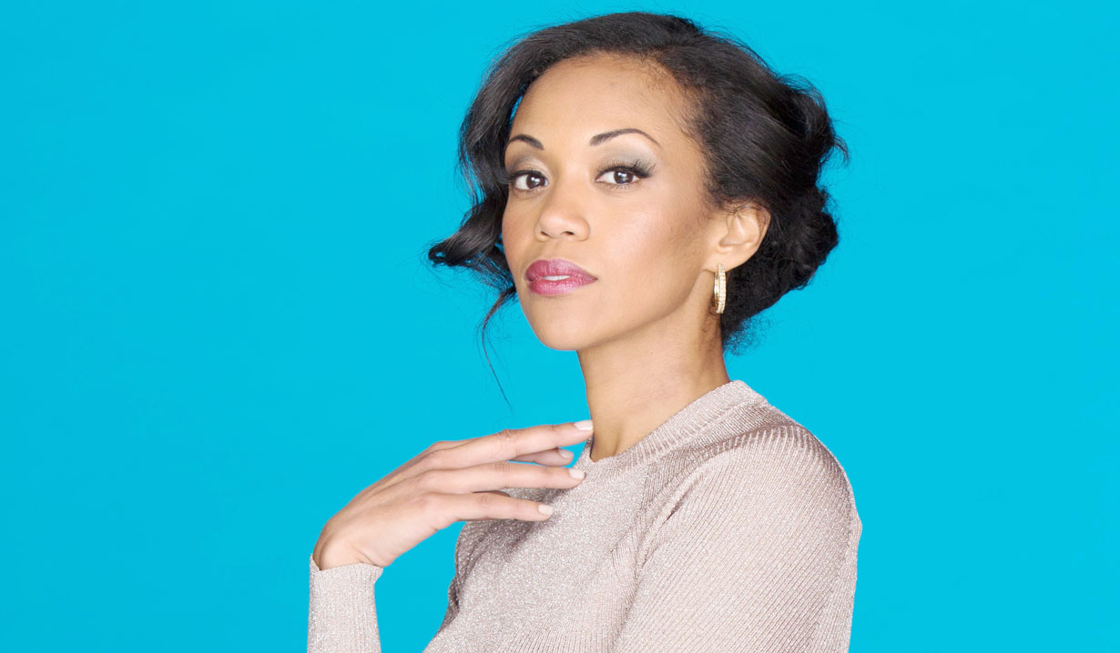 Y&R's Mishael Morgan should do Hallmark